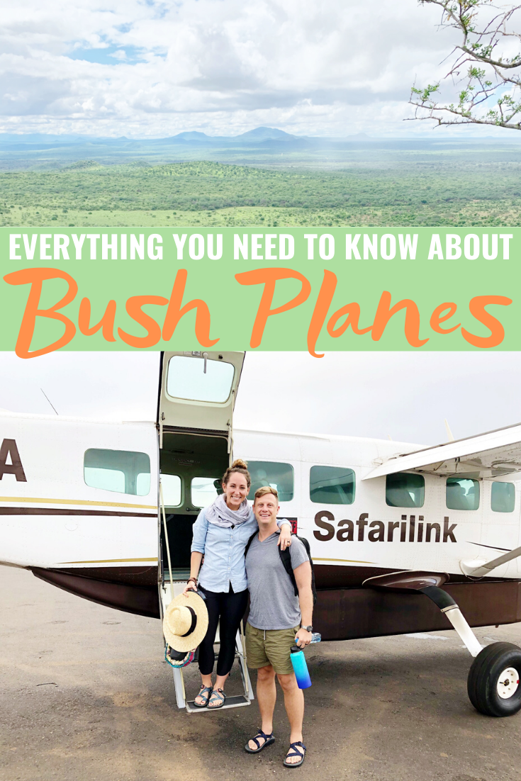 Kenya Bush Plane Review: Safarilink