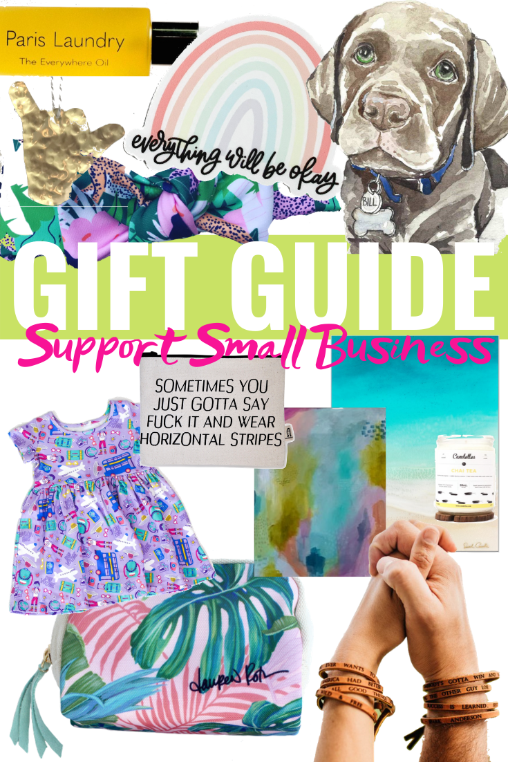Support Small Business – Holiday Gift Guide