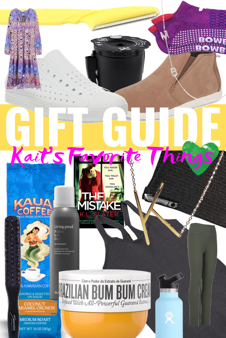Kait's Favorite Things | Gifts For Her - Best Buys of 2019 - Best Gifts 2019 - Christmas Gifts For Her