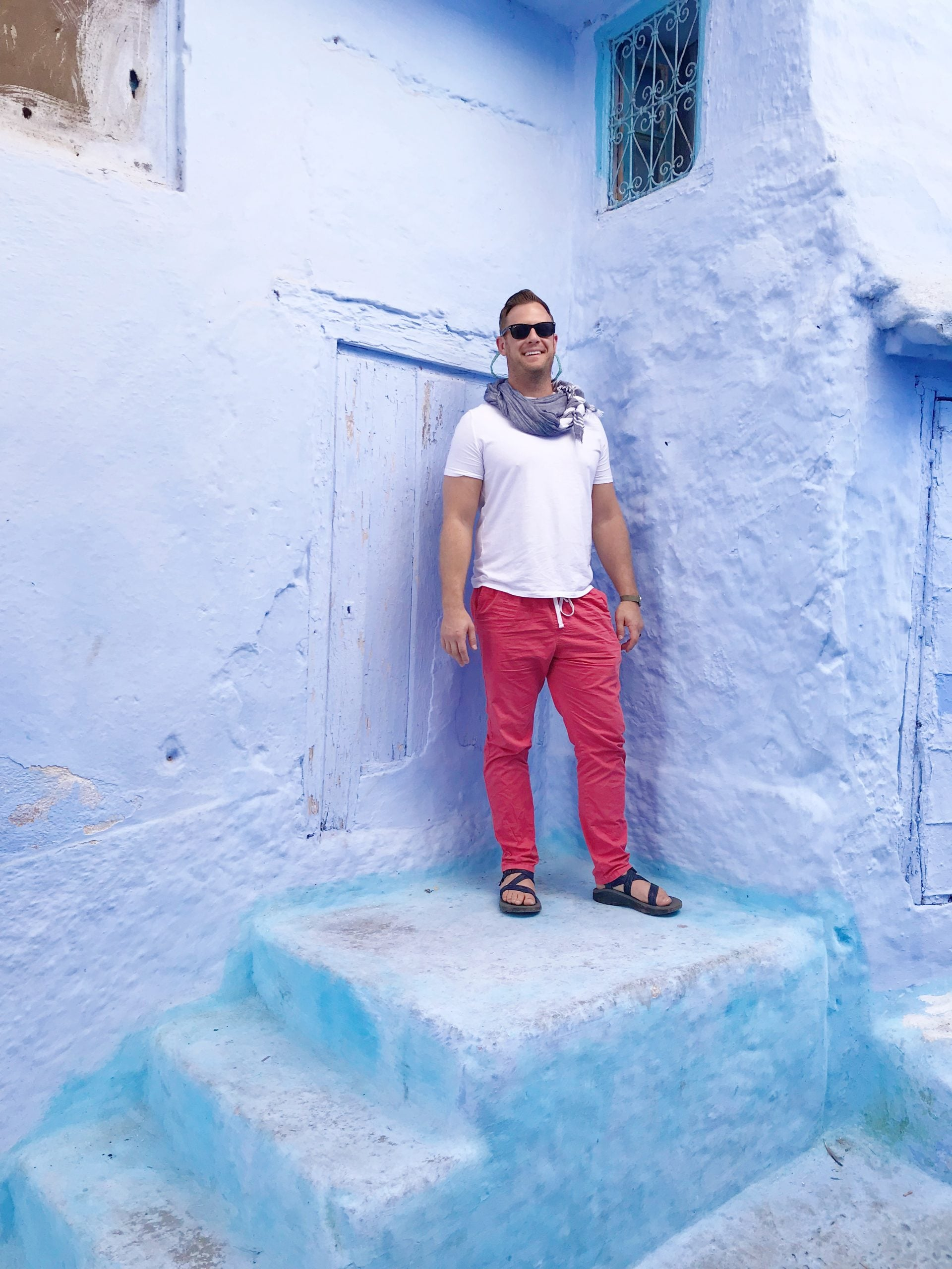 Chechaouen Blue City
