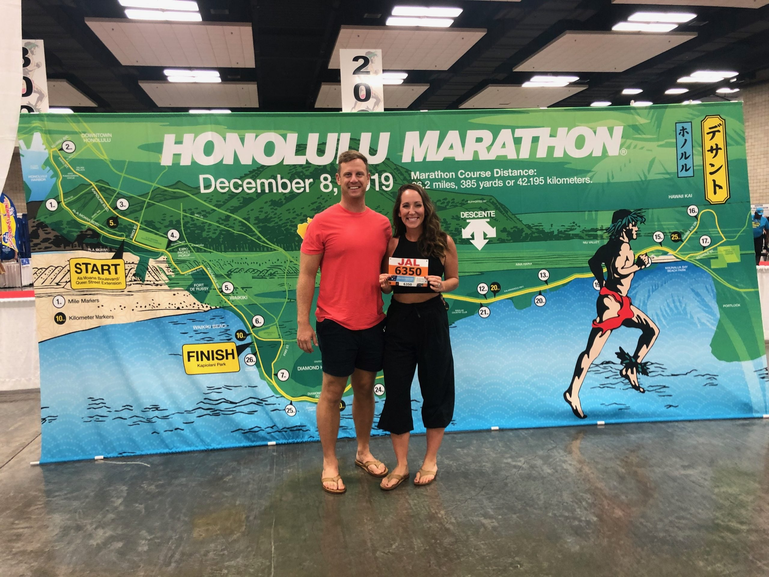 2019 Honolulu Marathon Recap - Honolulu Marathon - Honolulu Marathon Expo