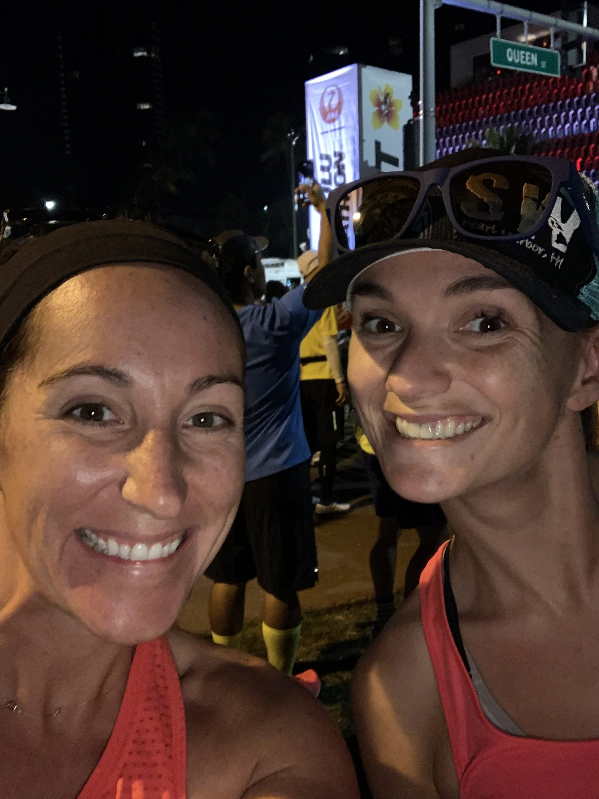 2019 Honolulu Marathon Recap - Honolulu Marathon - Honolulu Marathon Participants - Honolulu Marathon Course
