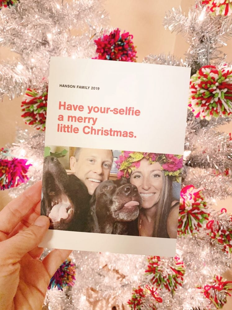 Our 2019 Christmas Card