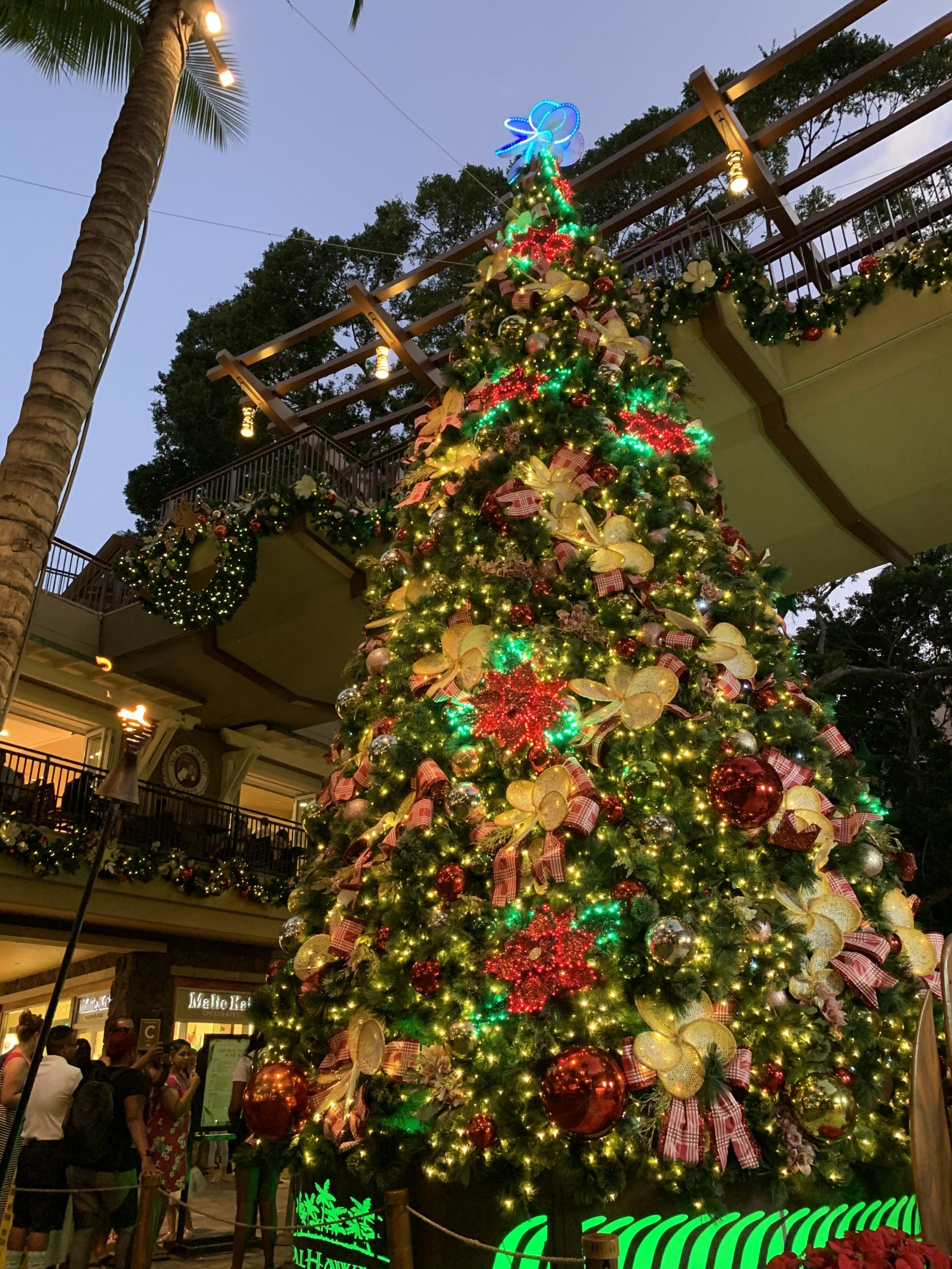 Holiday Events At Royal Hawaiian Center - Get in the holiday spirit with festive events for the whole family at Honolulu's Royal Hawaiian Center! | Royal Hawaiian Shopping Center - Christmas In Honolulu - Christmas Events Hawaii - Oahu Christmas Events #oahu #hawaii #royalhawaiiancenter