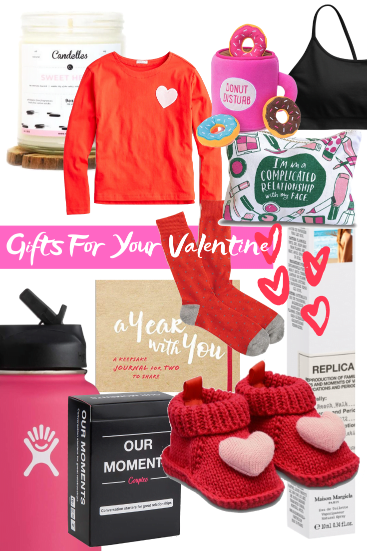 VALENTINE'S DAY GIFT IDEAS UNDER $50 - February 14th is almost here! Sharing affordable Valentine's Day gift ideas for her, for him, Galentines + more!  - Valentines Day Gifts - Valentine's Day Gift Guide - Best Valentine's Day Gifts For Her - Best Valentine's Day Gifts For Him - Guy Gifts For Valentine's Day - Couple Gifts for Valentine's Day