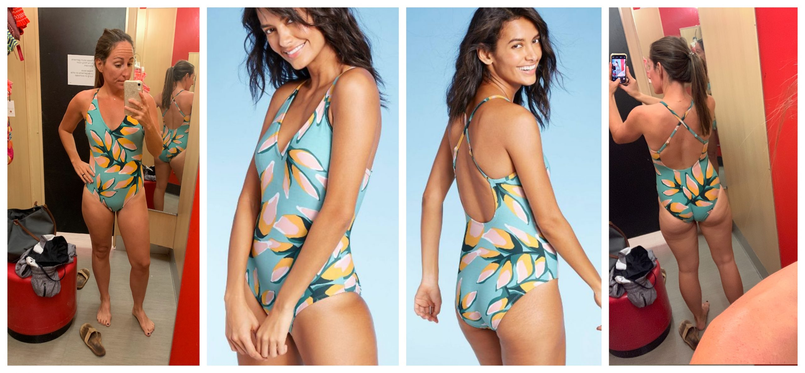 THE OFFICIAL GUIDE TO TARGET SWIMWEAR 2020 - My official dressing room try-on of Target swimsuits featuring sizing information, style details and more! | Target Bikinis - Target One Piece - Target Swimsuits - Target Swimsuits Women - One Piece Swimsuit Target - Target Women's Swimsuits - Cute Bathing Suits At Target