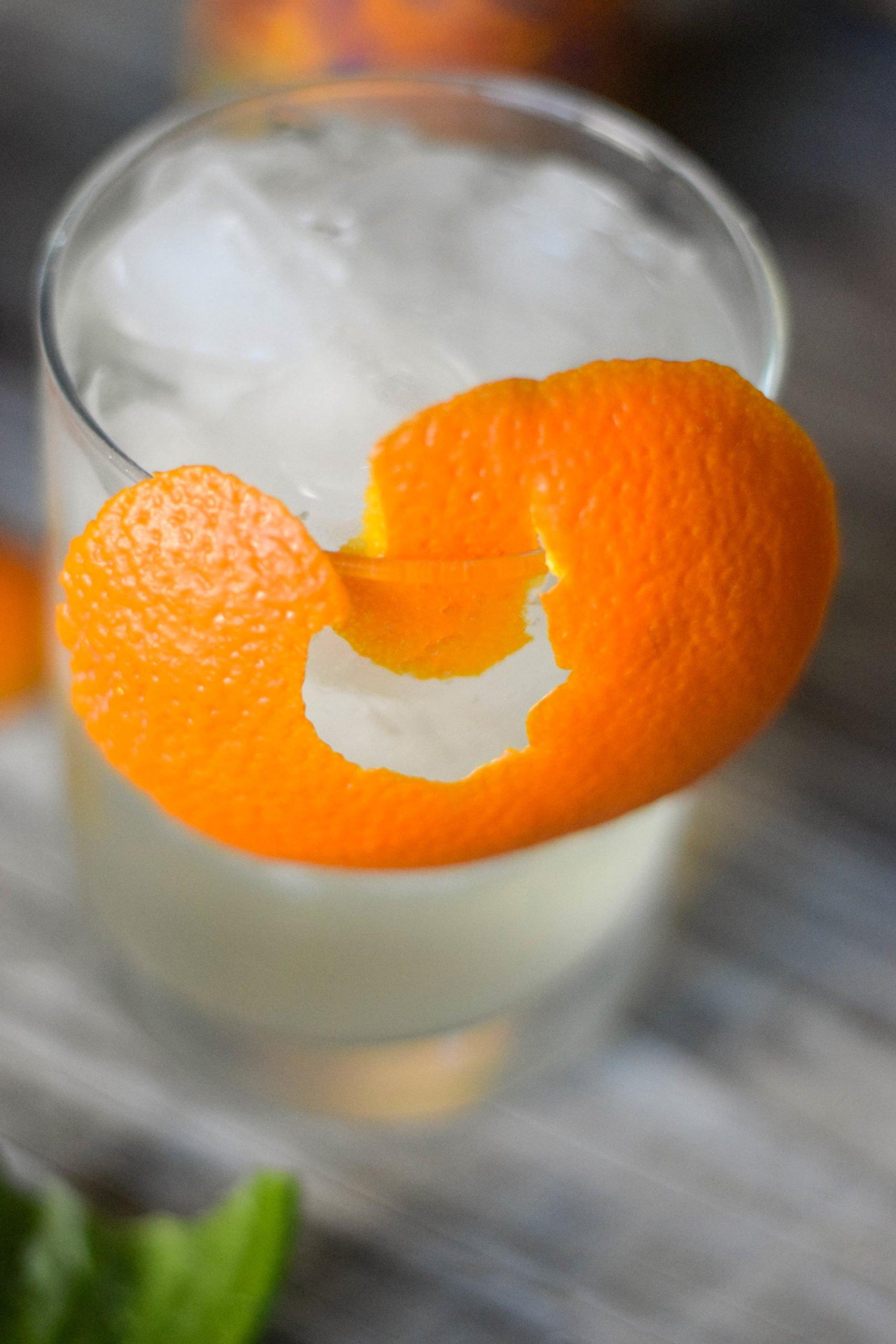 Skinny Margarita - La Croix Cocktail