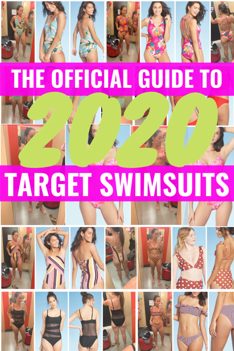 The Official Guide To Target Swimsuits 2020