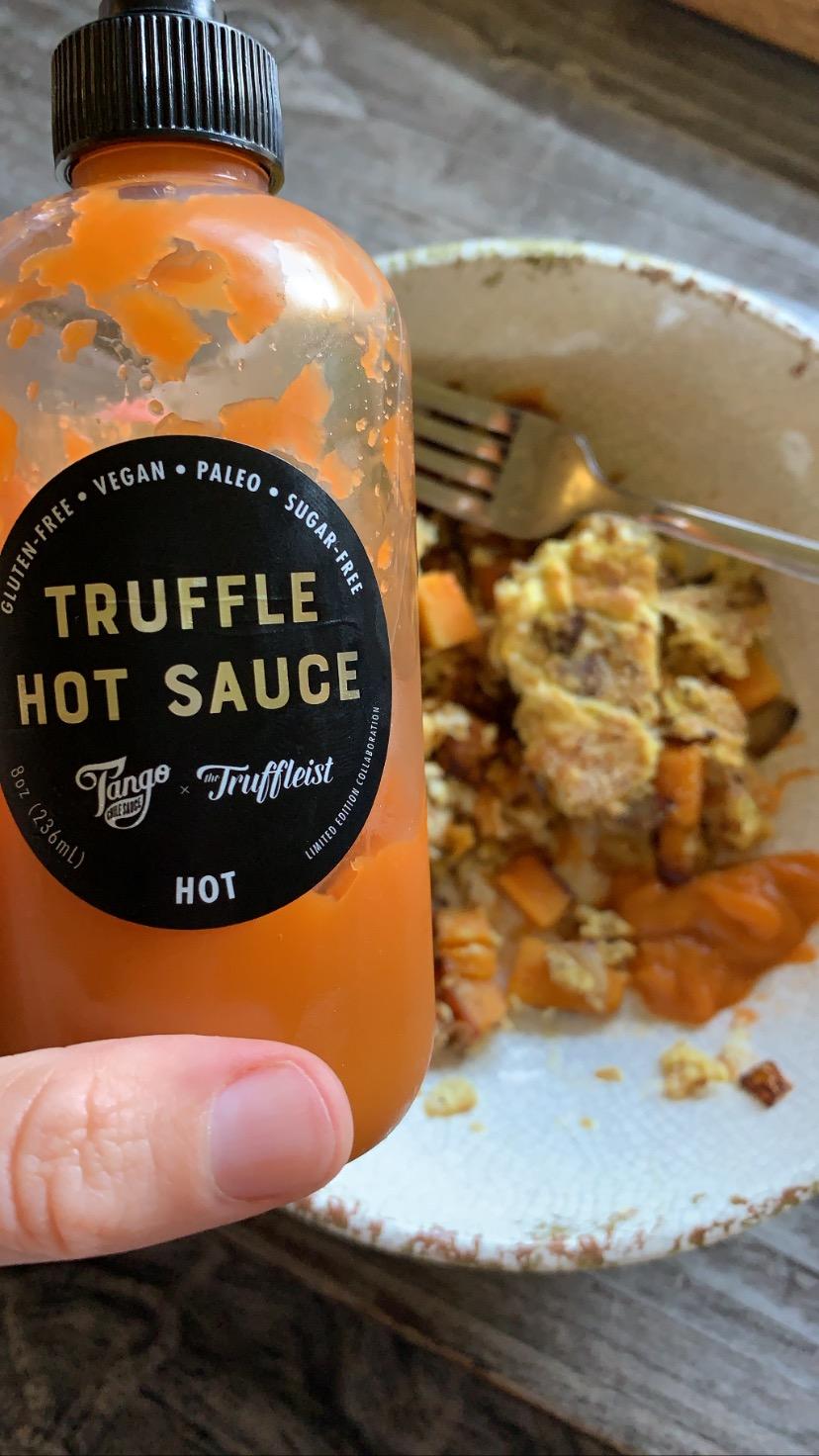 The Truffleist Hot Sauce