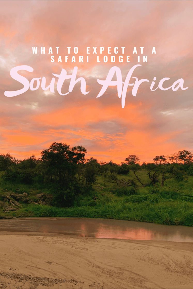 South Africa Safari: Klaserie Sands River Camp