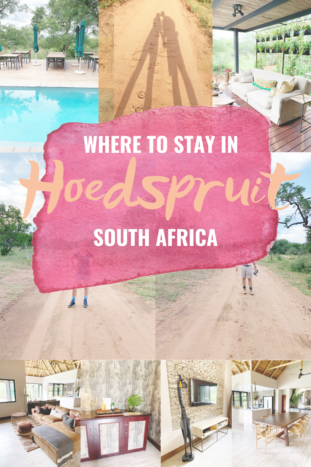 Where To Stay In Hoedspruit South Africa