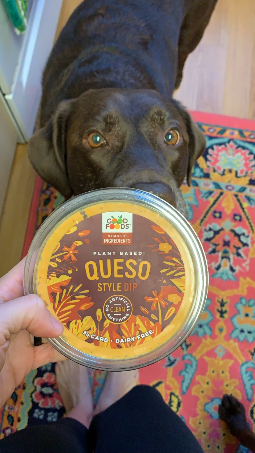 Dairy Free Queso