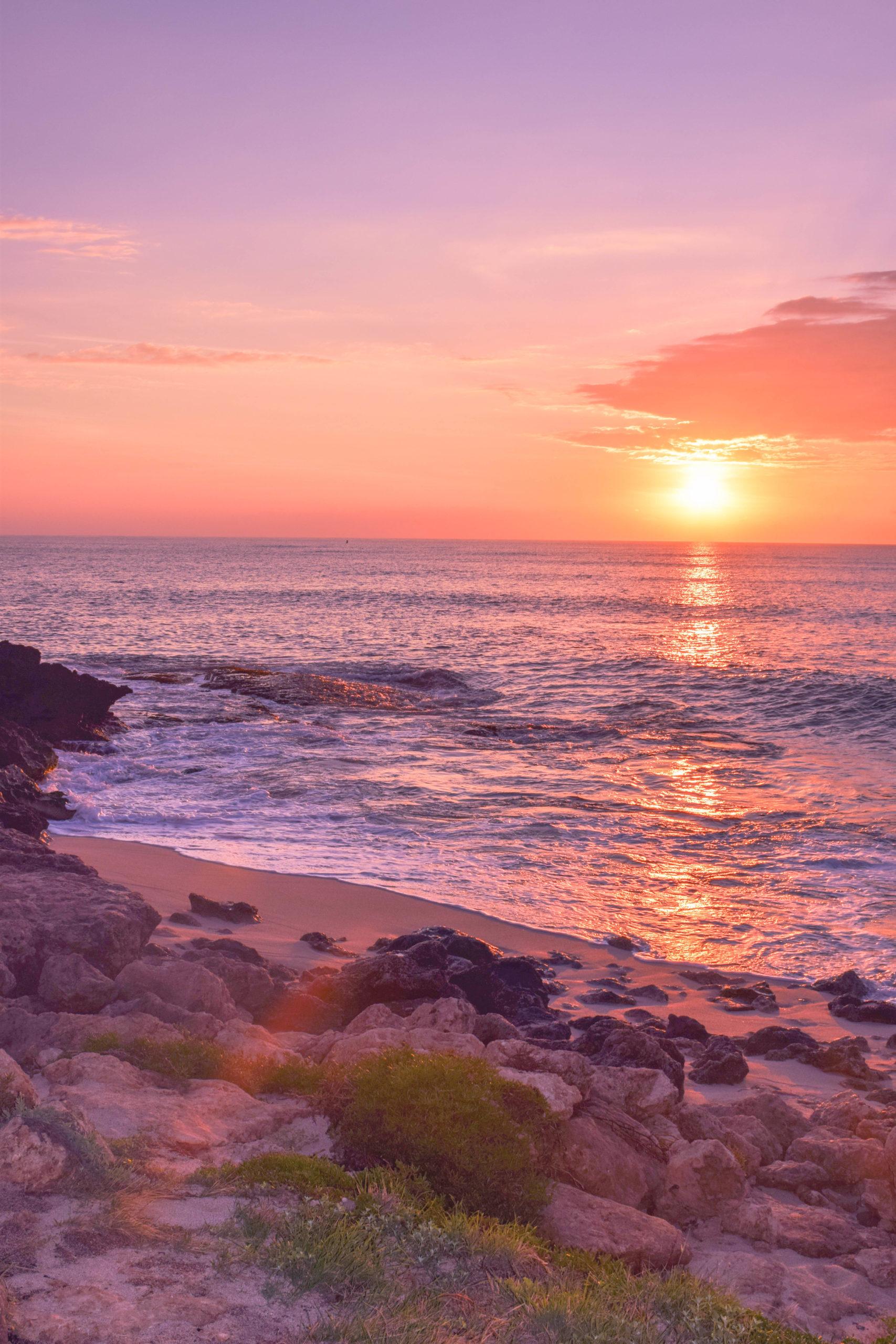 Ko Olina Oahu Sunset