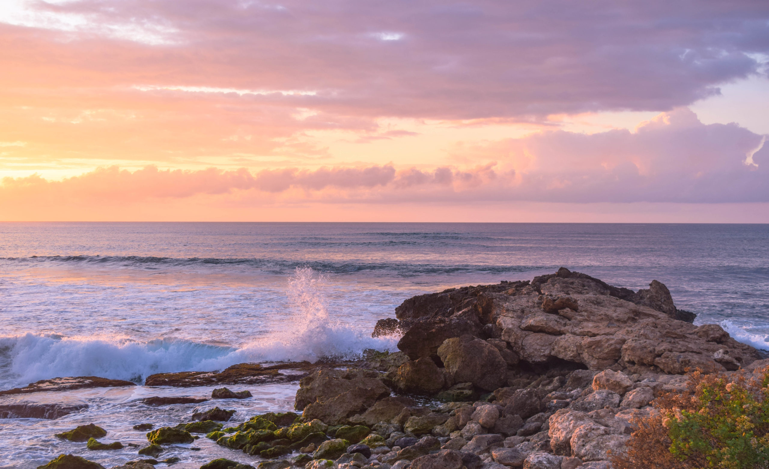 West Side Oahu Hawaii Sunset
