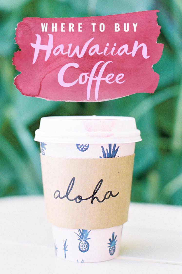 Where To Buy Hawaiian Coffee Online