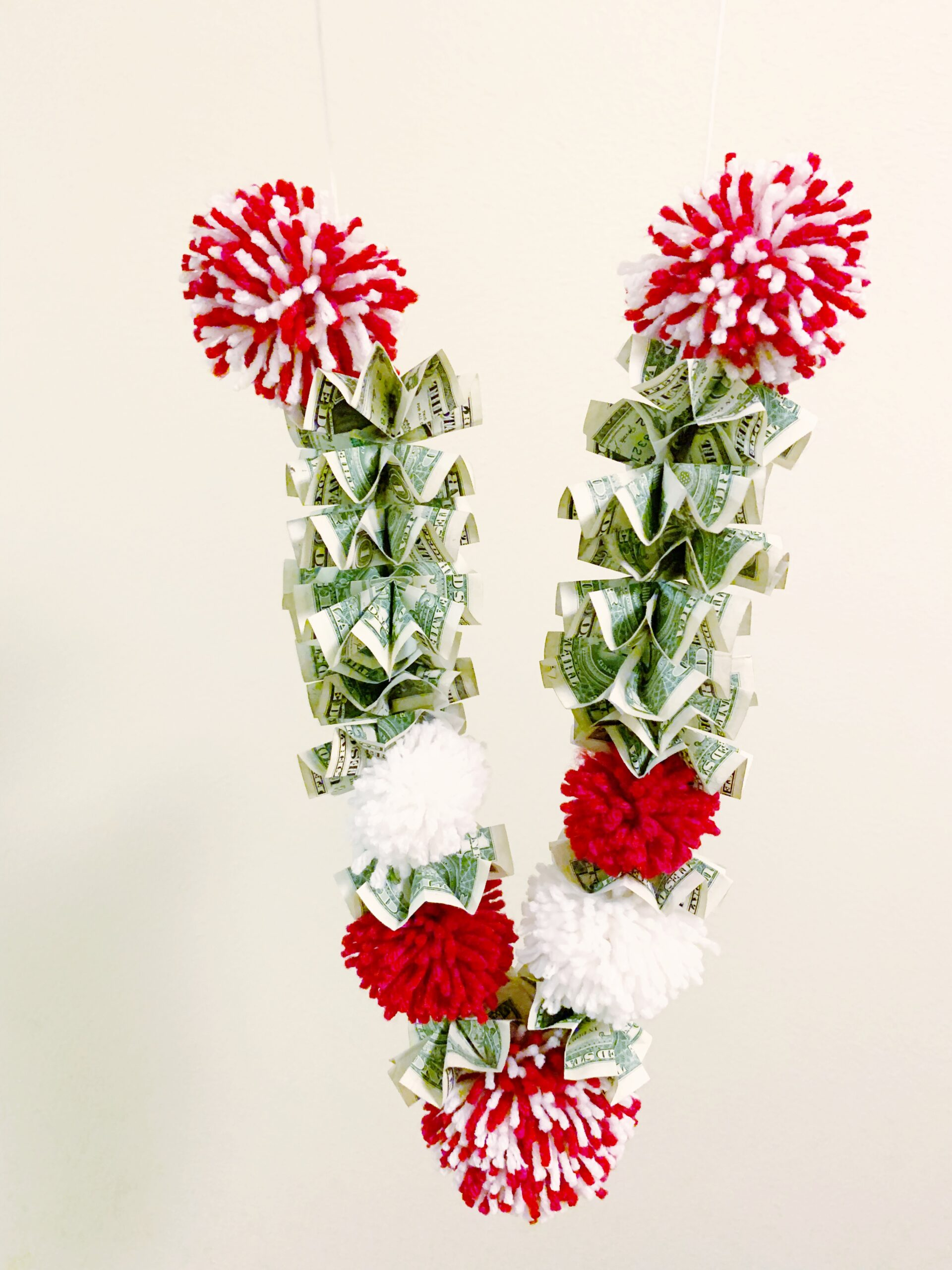 DIY Money Lei