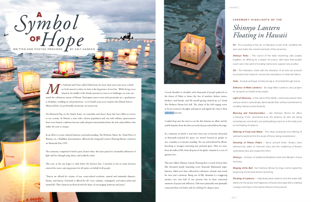 Memorial Day Lantern Floating In Hawaii - Every Memorial Day, thousands of people gather on the shores of Oahu for the annual Shinnyo Lantern Floating Hawaii. | Lantern Floating Hawaii - Oahu Lantern Floating - Hawaii Lantern Launch - Memorial DayHawaii