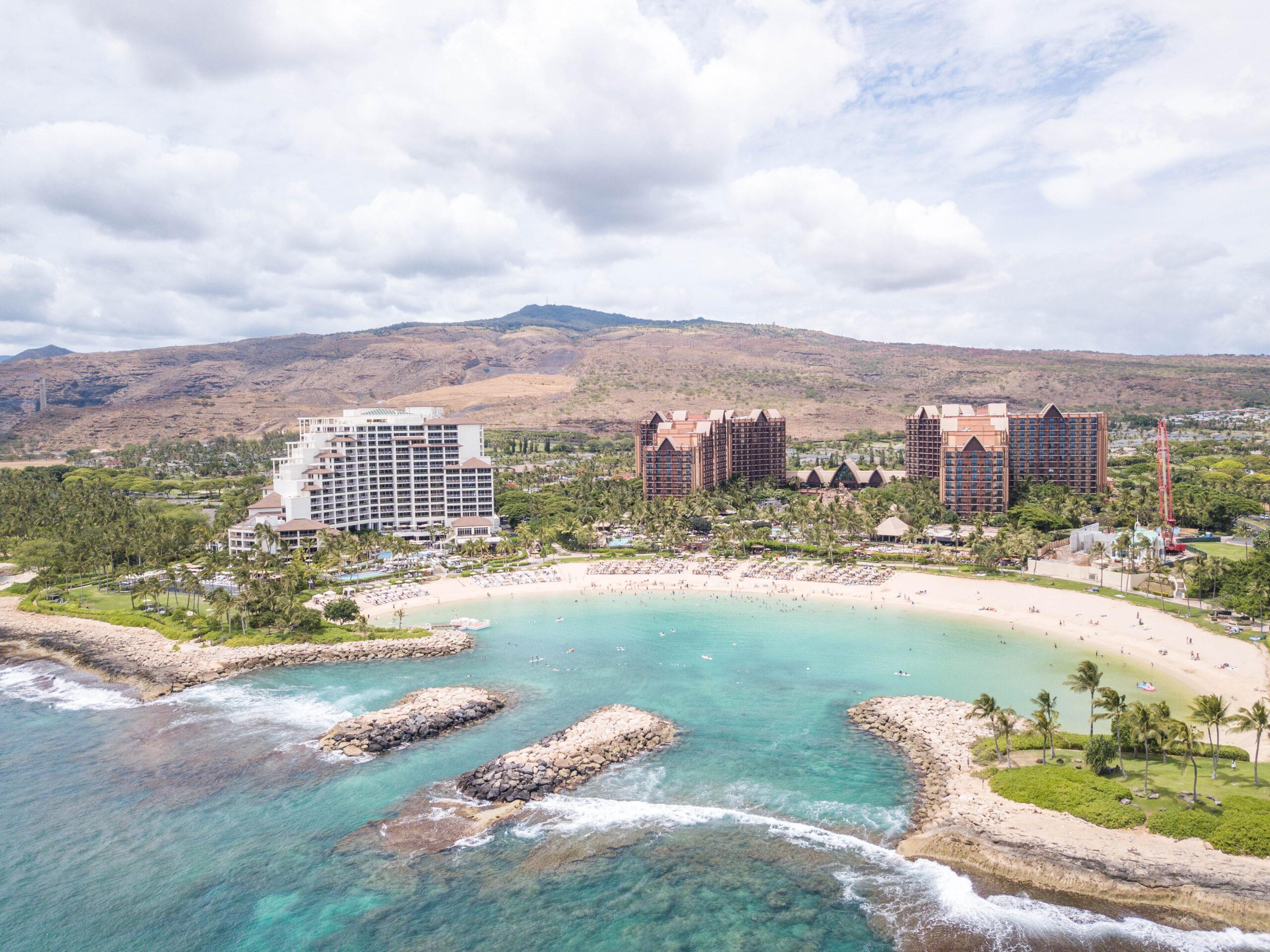 Ko Olina Hawaii - Four Seasons and Disney Aulani