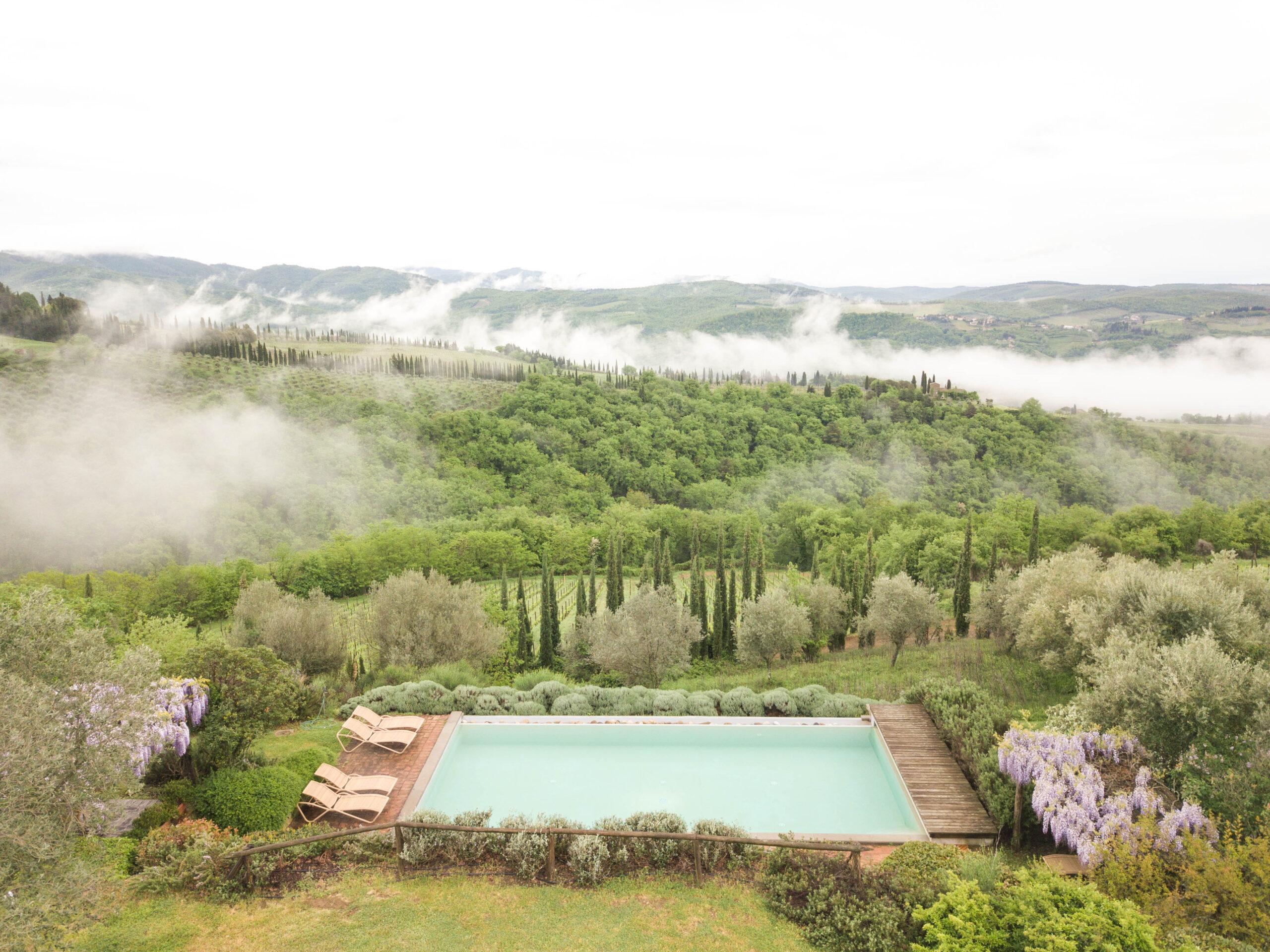 Tuscany Italy