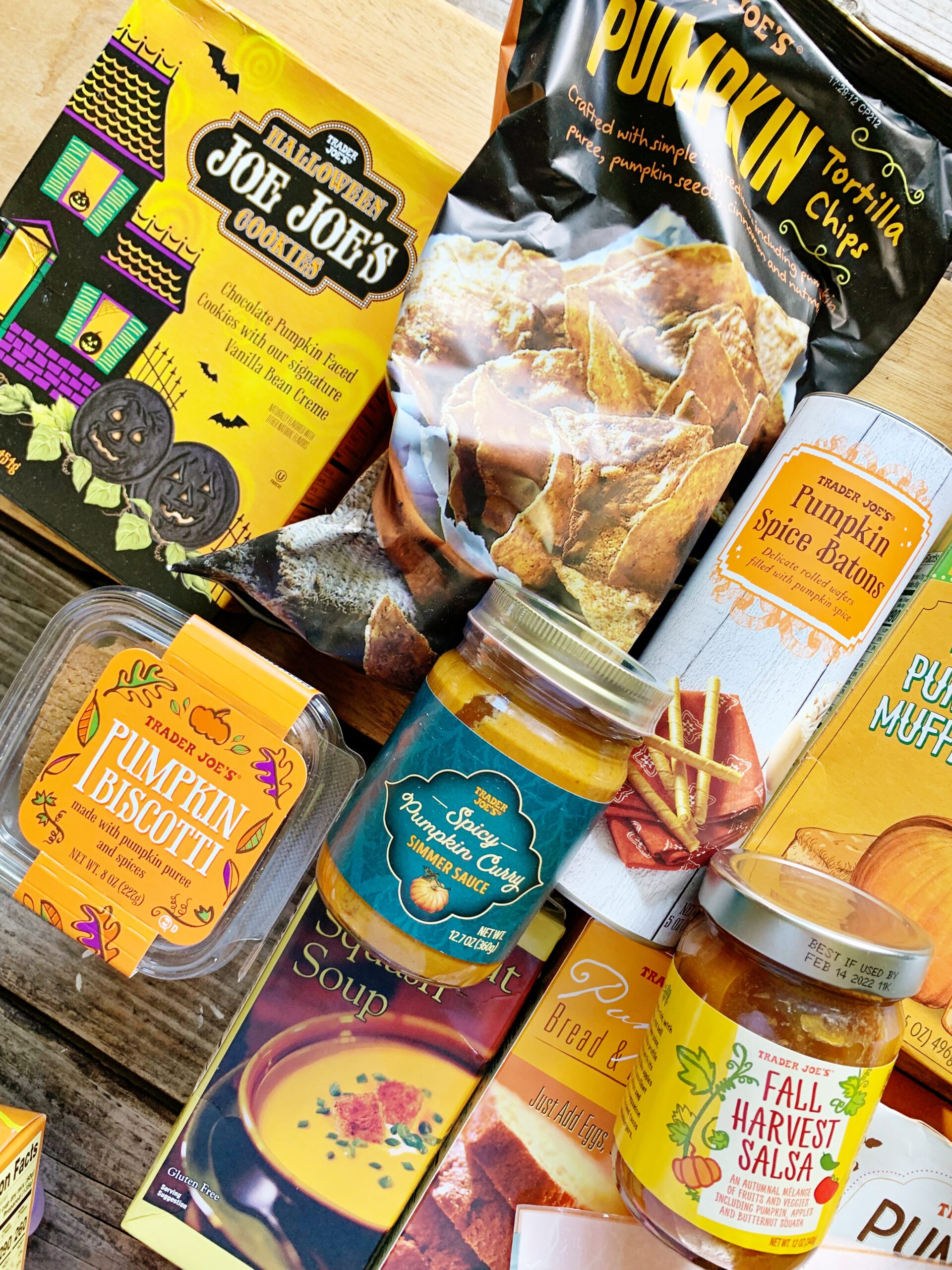 Trader Joe's Fall Food Haul -Sharing all the Trader Joe's fall food I got shipped to me in Hawaii from two very thoughtful friends! | What to buy at Trader Joe's - Trader Joe's Fall Items - Trader Joe's Candles - Trader Joe's Fall Foods - Trader Joe's Fall Products