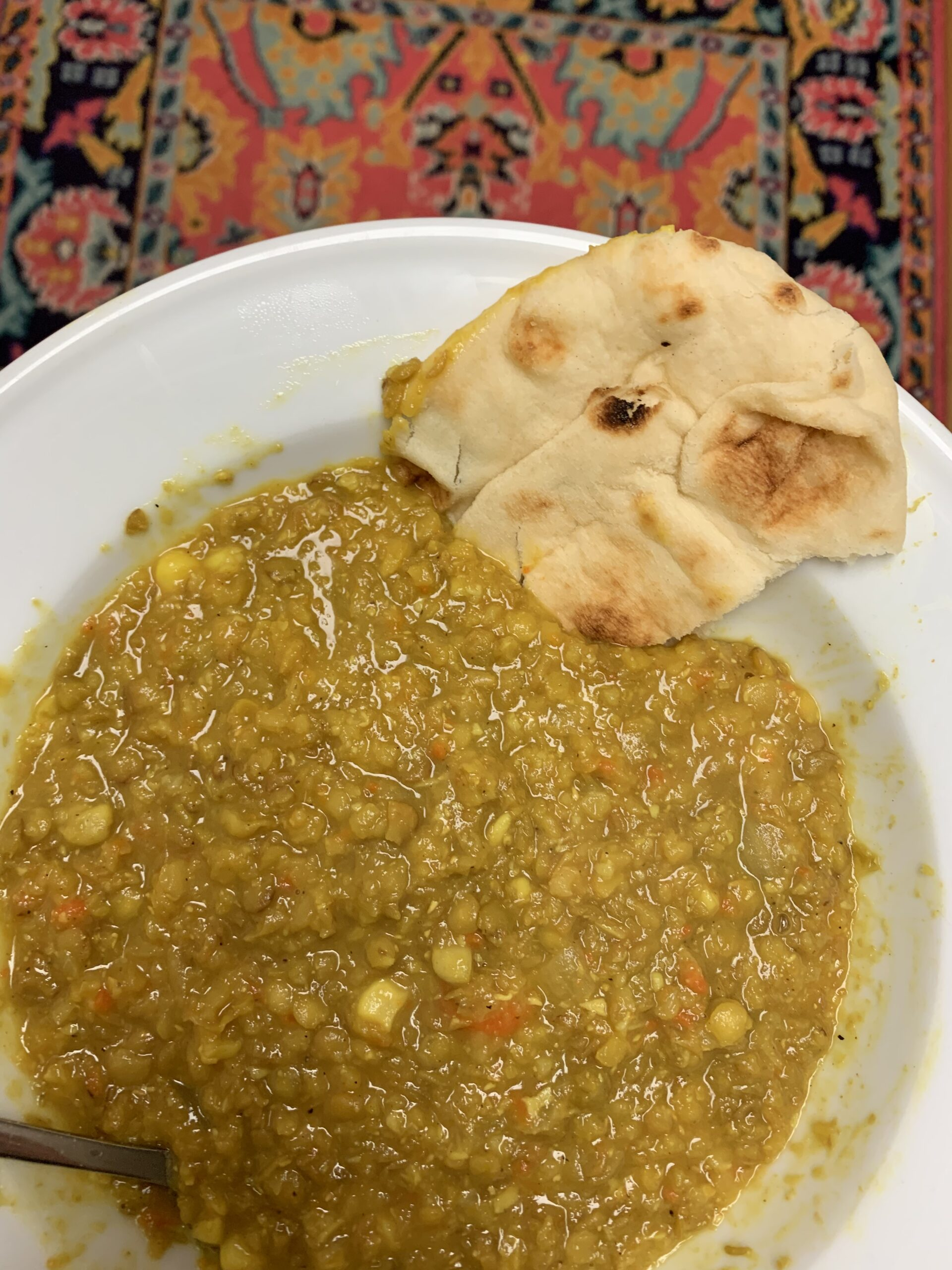 Eating Lately - Lemony Lentil Stew