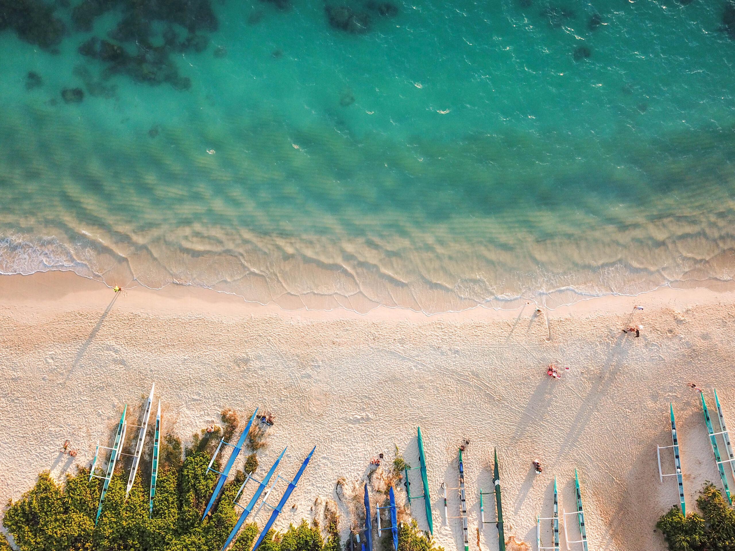 Lanikai Beach, Oahu Hawaii
