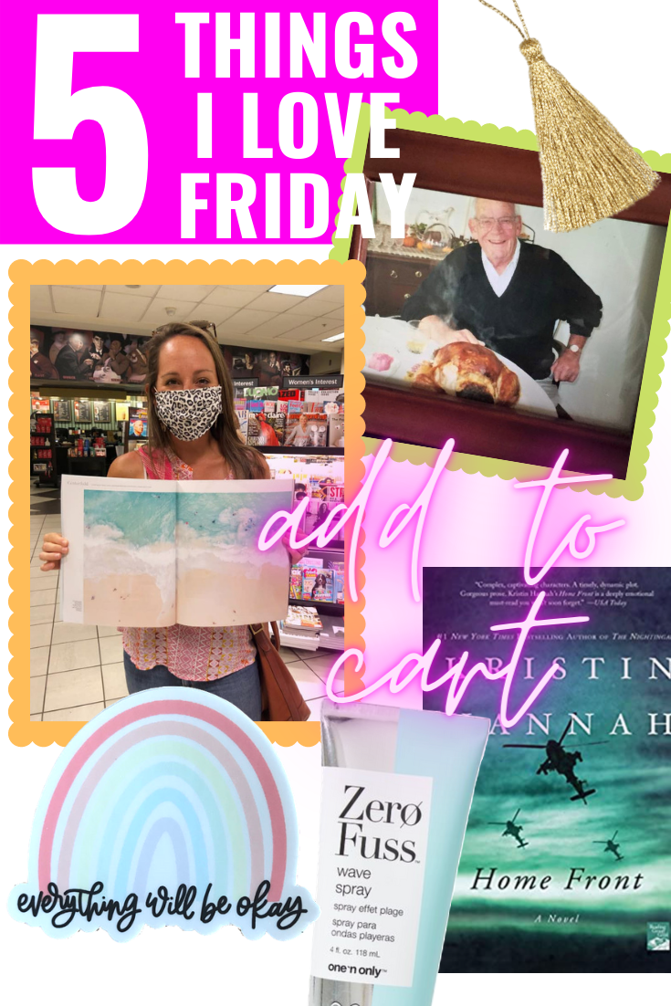 5 Things I Love Friday