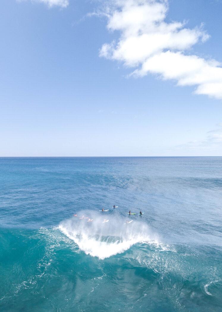 Hawaii Waves: North Shore Oahu Big Wave Surfing