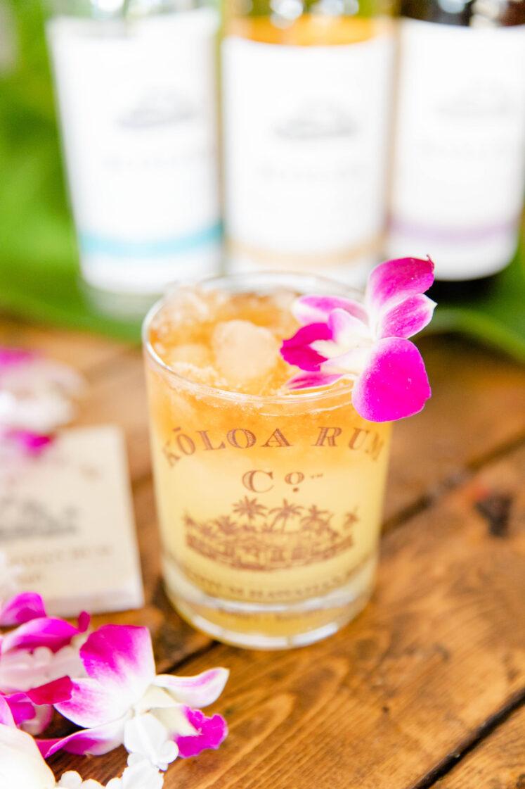 Koloa Tai Mai Tai - Looking for a delicious twist on a classic mai tai recipe? Look no further than the Koloa Tai featuring Koloa Rum! | Mai Tai Recipe - Hawaiian Mai Tai - Strong Mai Tai Recipe - Koloa Rum - Kauai Rum