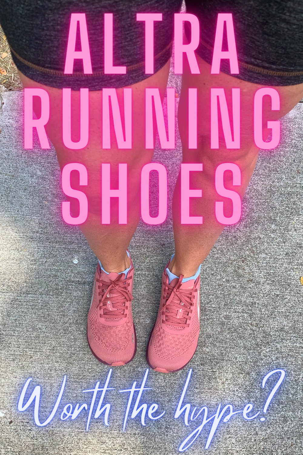 My Thoughts On Altra Running Shoes - Are you considering a pair of Altra running shoes? Here are my honest thoughts! | Altra Running Shoes Women - Altra running - Altra sneakers - Altra footwear - Zero drop sneakers