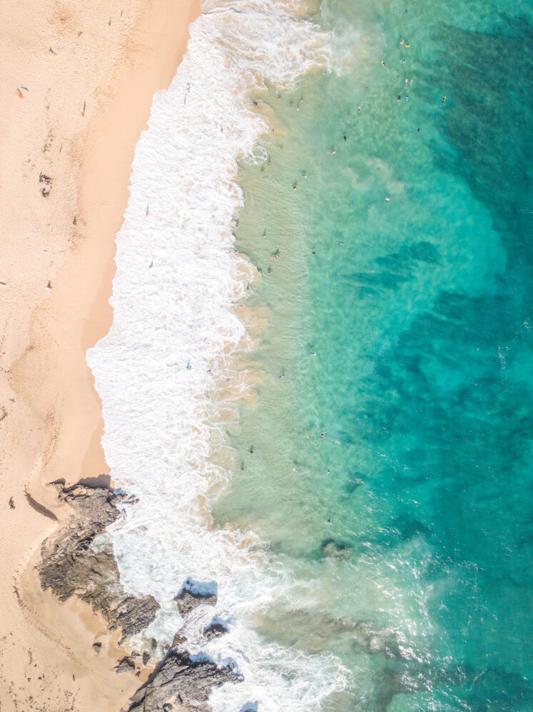 Hawaii Photos: Ocean Therapy from South Shore Oahu