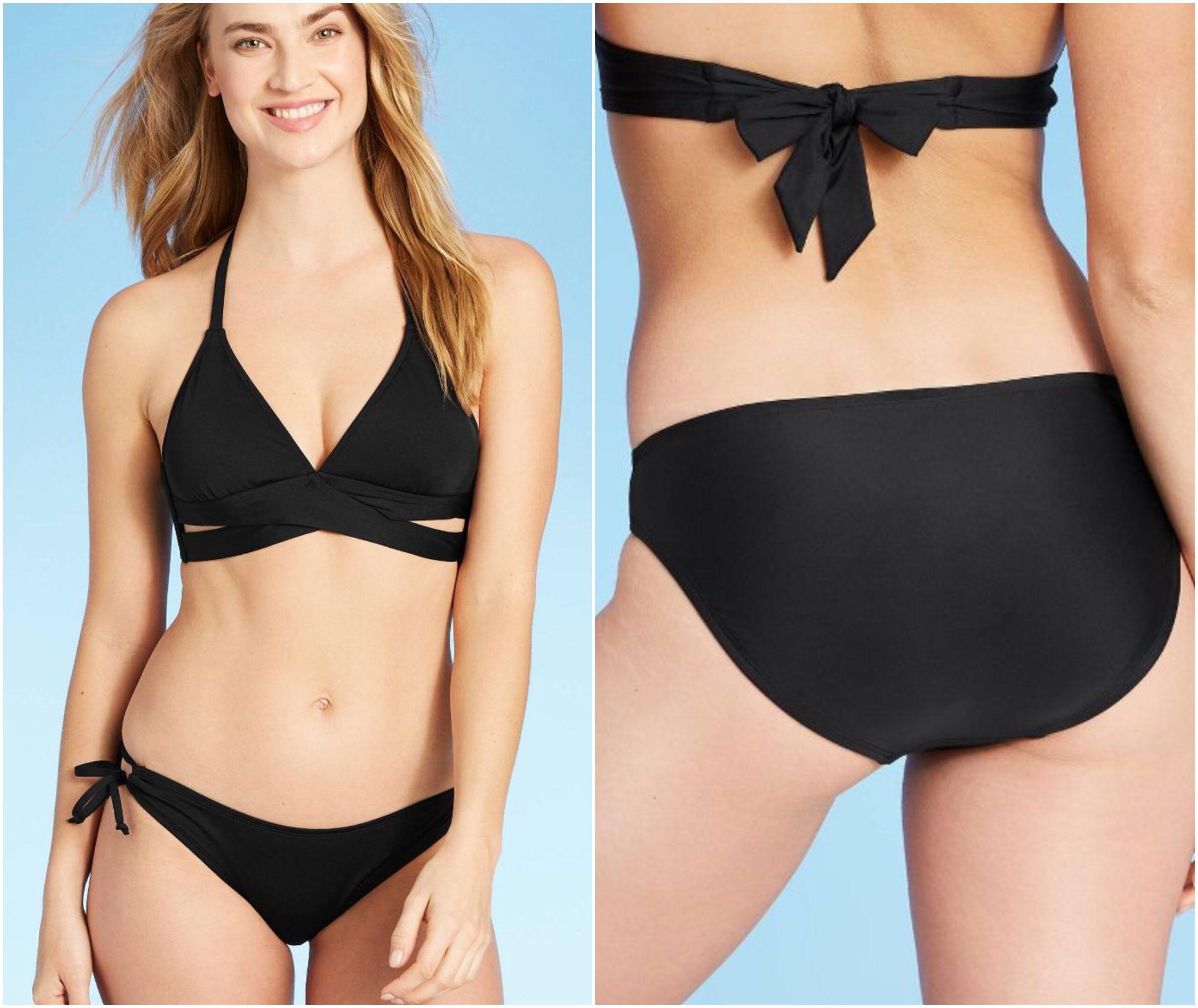 Target Halter Bikini