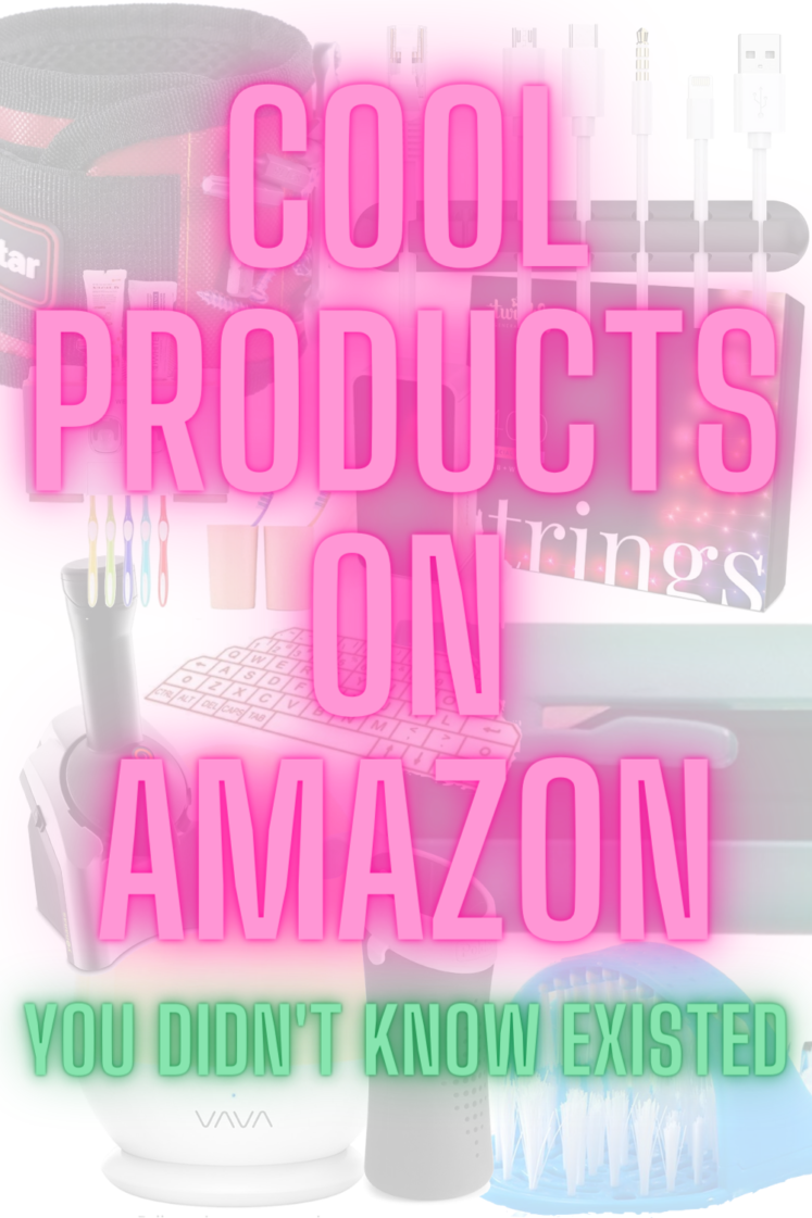 Cool Amazon Products To Buy That Make Life Easier (And More Fun)