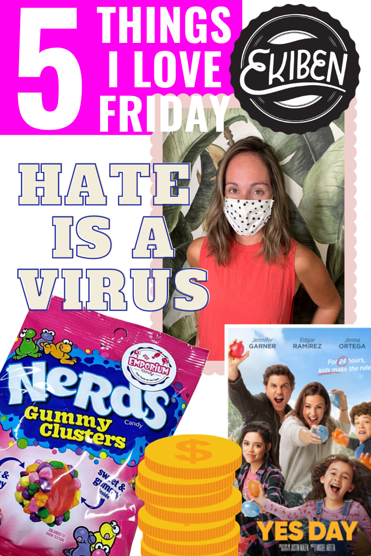 5 THINGS I HATE FRIDAY