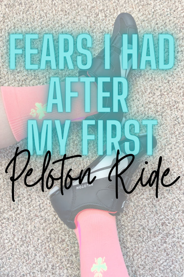 Fears I Had After My First Peloton Bike Ride