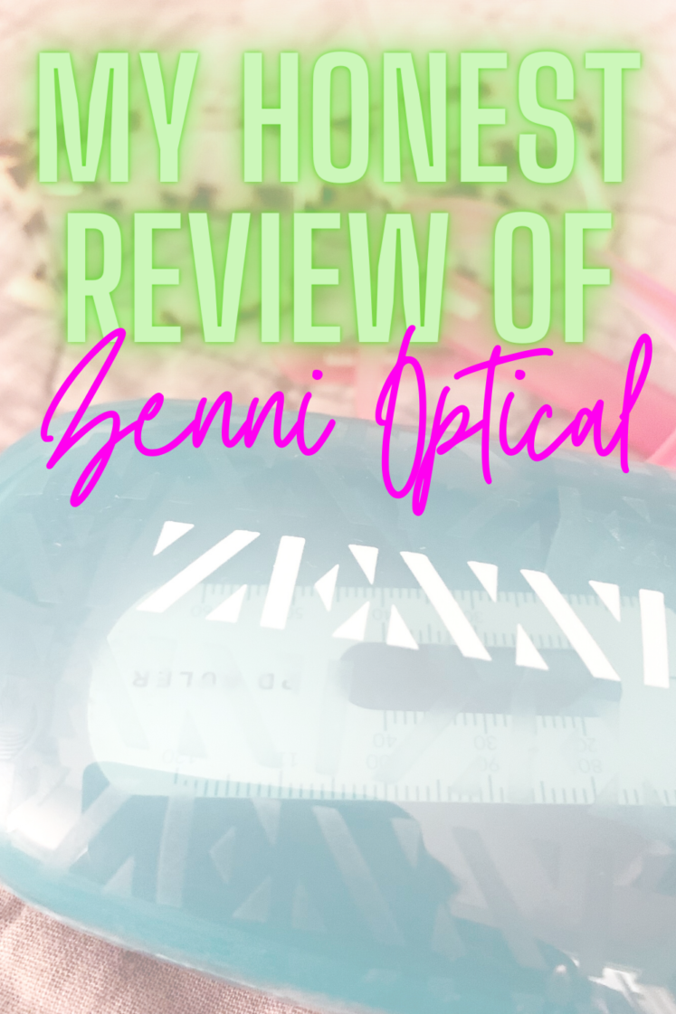 My Experience With Zenni Optical Glasses
