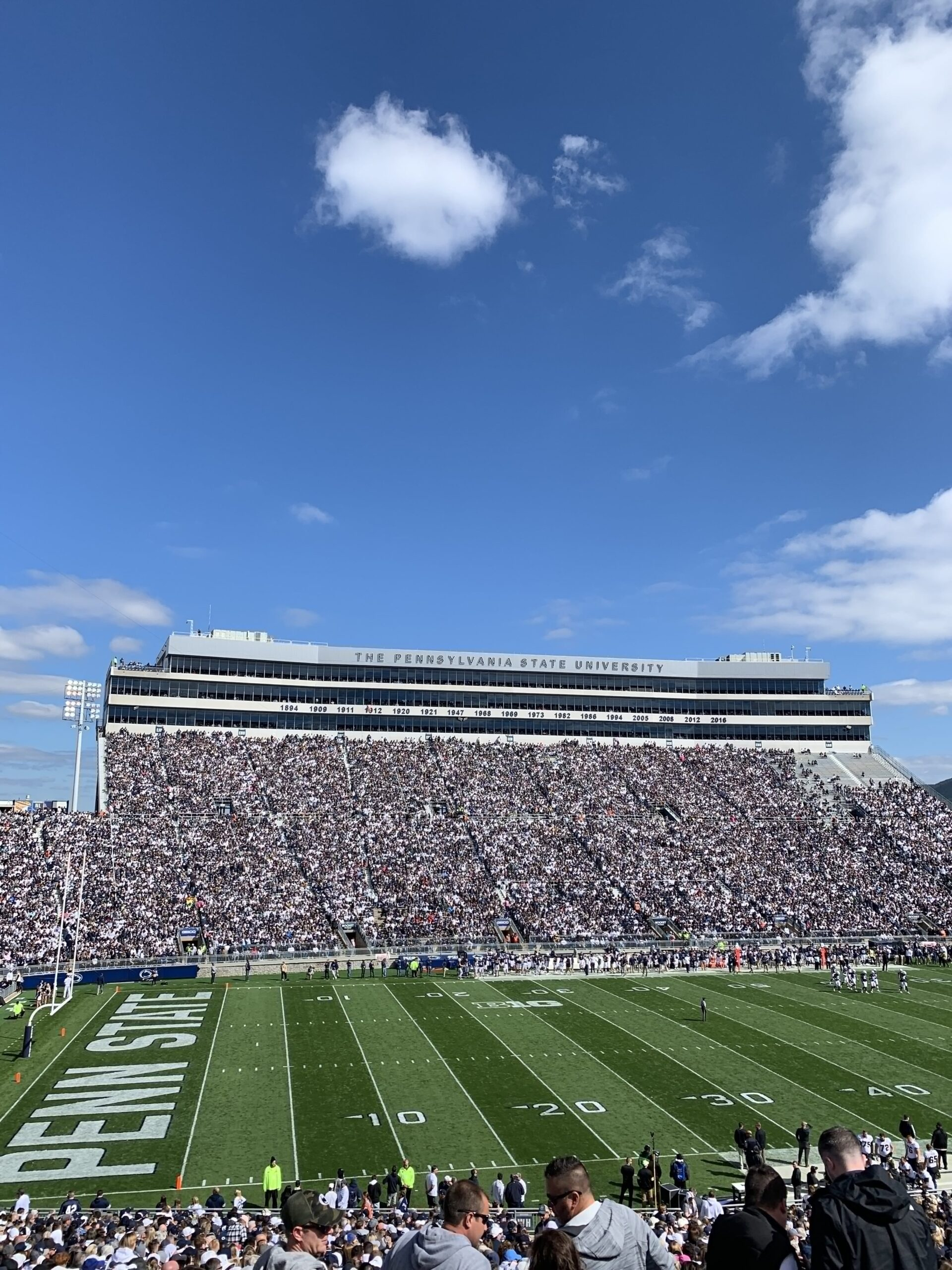 Where To Stay In State College, PA For Penn State Football Weekends - Heading to State College for a PSU football weekend? Here are the best places to stay!
