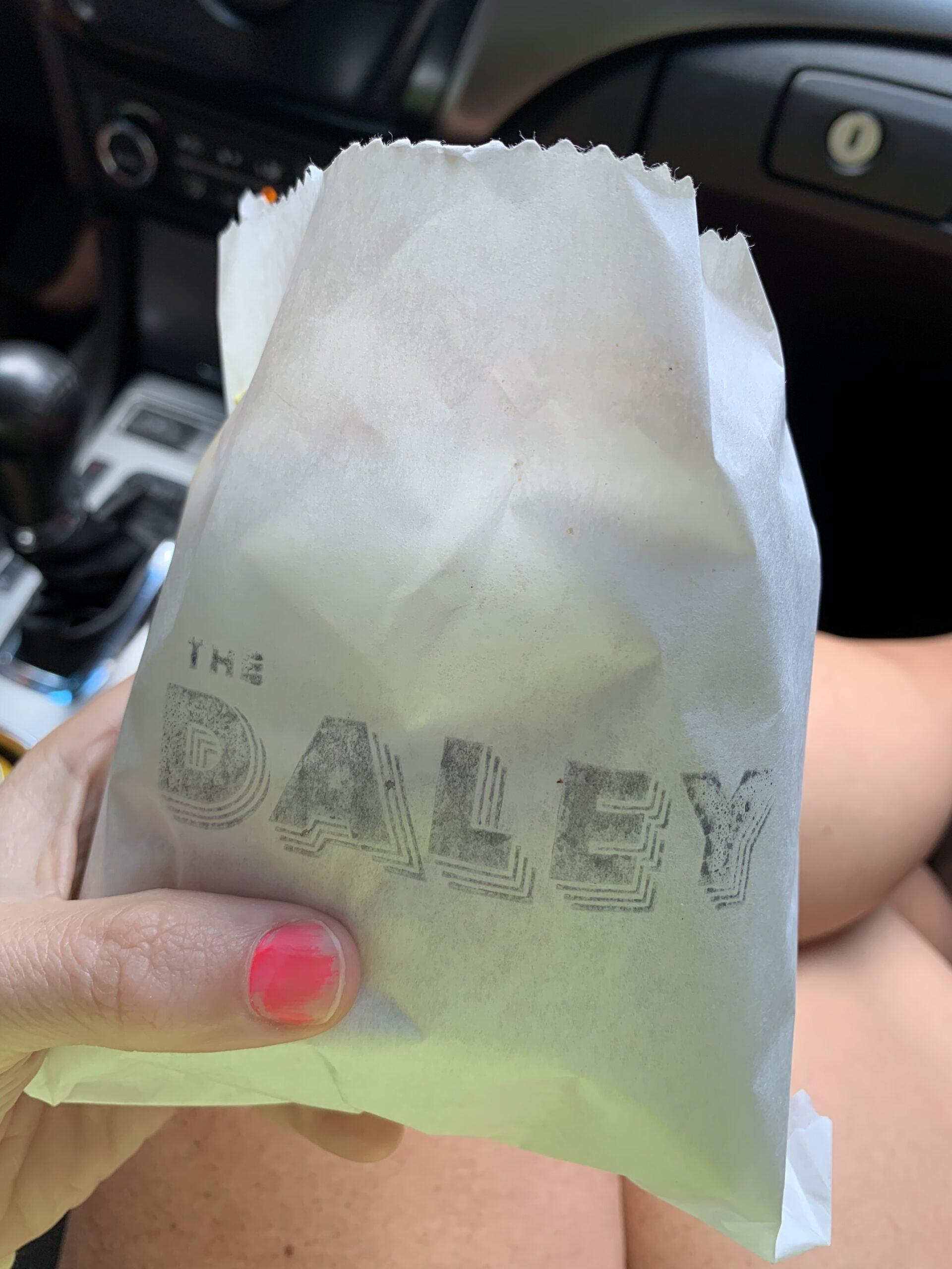 The Daley Smash Burger