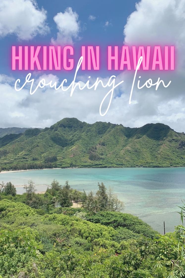 Hiking In Hawaii: Crouching Lion Hike