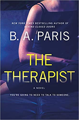 The Therapist by B.A. Paris