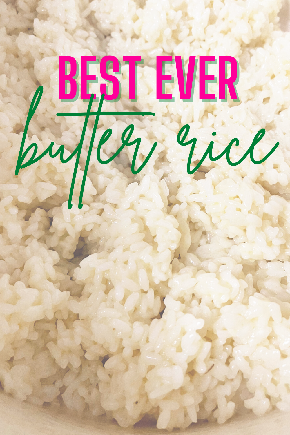 Creamy Butter Rice - Looking for a delicious rice recipe to accompany your next meal? I discovered this easy, creamy butter rice on TikTok!